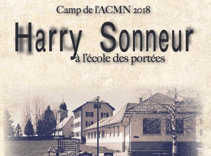 camp acmn 2018