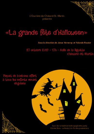 concert Halloween